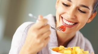 Как легко выдержать диету