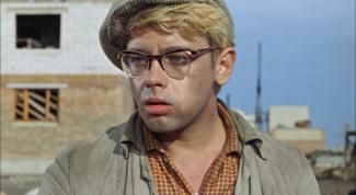 Самые популярные советские комедии