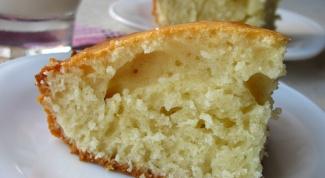 Сметанный пирог рецепт