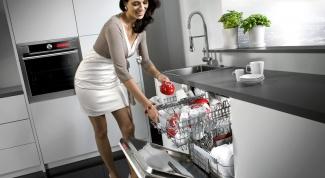Выбор посудомойки. Что необходимо знать?