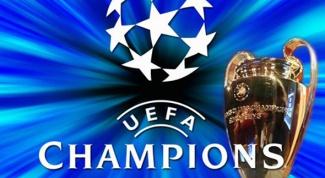 Кто выиграет Лигу Чемпионов?