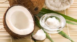Как использовать кокосовое масло для волос и тела