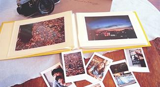 Фотоальбом своими руками