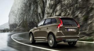 Новинка от Volvo XC60 2014