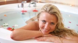 Пять ванн для вашей красоты