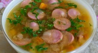 Баварский картофельный суп