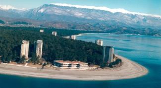 Что посмотреть в Абхазии