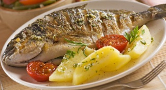 How to cook bream in sour cream