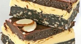 Десерт Nanaimo Bars