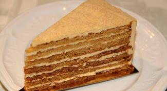 """Как приготовить песочный торт """"Домашний""""?"""