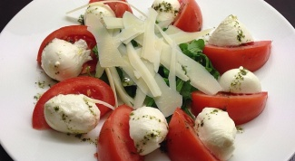 Как приготовить салат «Капрезе»