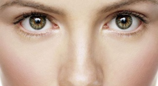 Отеки и синяки под глазами
