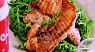 Свинина по-иберийски в духовке