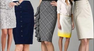 Как выбрать юбку по фигуре