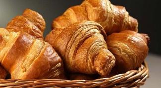 Как испечь круассаны с помощью хлебопечки