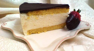 Cake-souffle