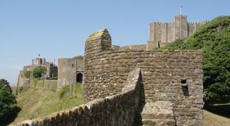 Как строили замки в Средневековье