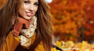 Цветотипы: какая она, женщина-осень?