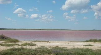 Где находится Малиновое озеро