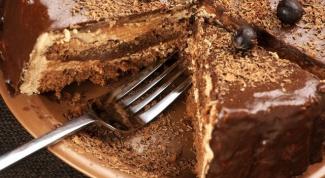 Как сделать самый простой торт