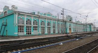 Как добраться из Москвы до Тамбова