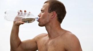Можно ли пить во время тренировок
