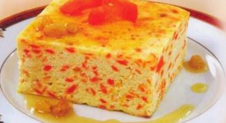 Рецепты лакомств из моркови