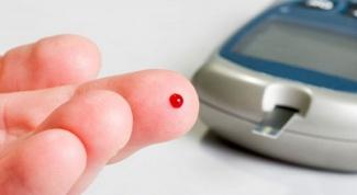 Признаки диабета I и II типа