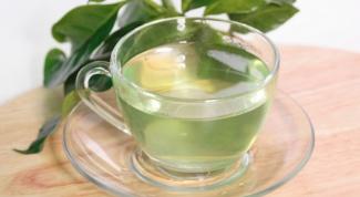 Как зеленый чай влияет на давление