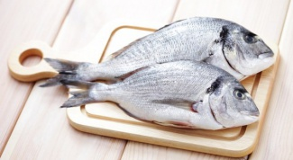 Fish for losing weight: low-fat varieties