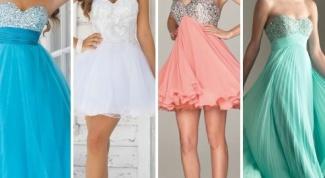 Идеальный выпускной бал – как выбрать платье