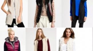 Жилет – модное решение во все времена
