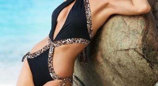 Модные модели купальников на лето 2014 года