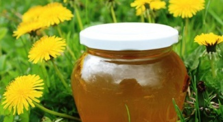 How easy it is to make dandelion honey