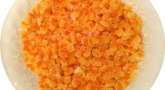 Апельсиновые цукаты: экспресс-приготовление в микроволновке