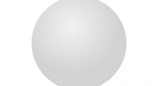 Как нарисовать шар в Adobe Illustrator