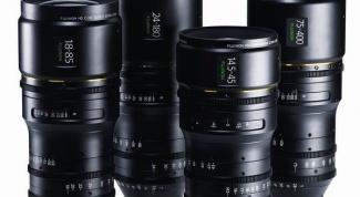 Чем отличается zoom объектив от фикс-объектива