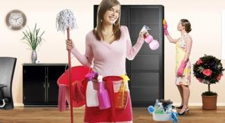 Как быстро прибраться в доме перед приходом гостей