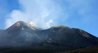 Какие действующие вулканы есть в Европе