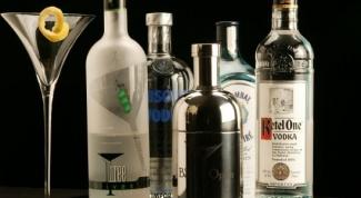 Как выбрать хорошую водку