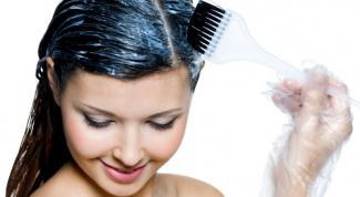 Как пользоваться краской для волос