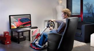 Как выбрать компьютерный руль