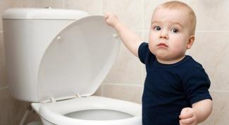 Как лечить запор у двухлетнего ребенка