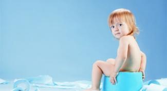Как научить ходить ребенка на горшок днем
