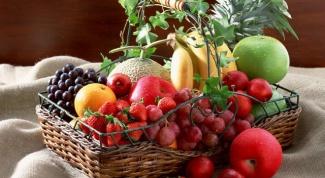 Какие фрукты и овощи можно кормящей маме