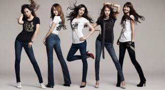 С чем носить обтягивающие джинсы