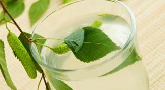хранить березовый сок в домашних условиях