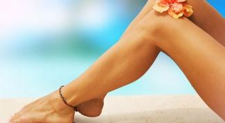 Как лечить раздражение на ногах