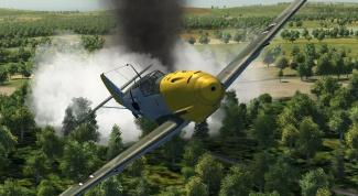 """Ил-2 Штурмовик: тактика бомбометания """"дамбастер"""""""