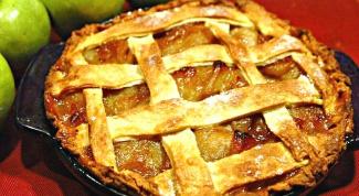 Пирог «Лакомка»